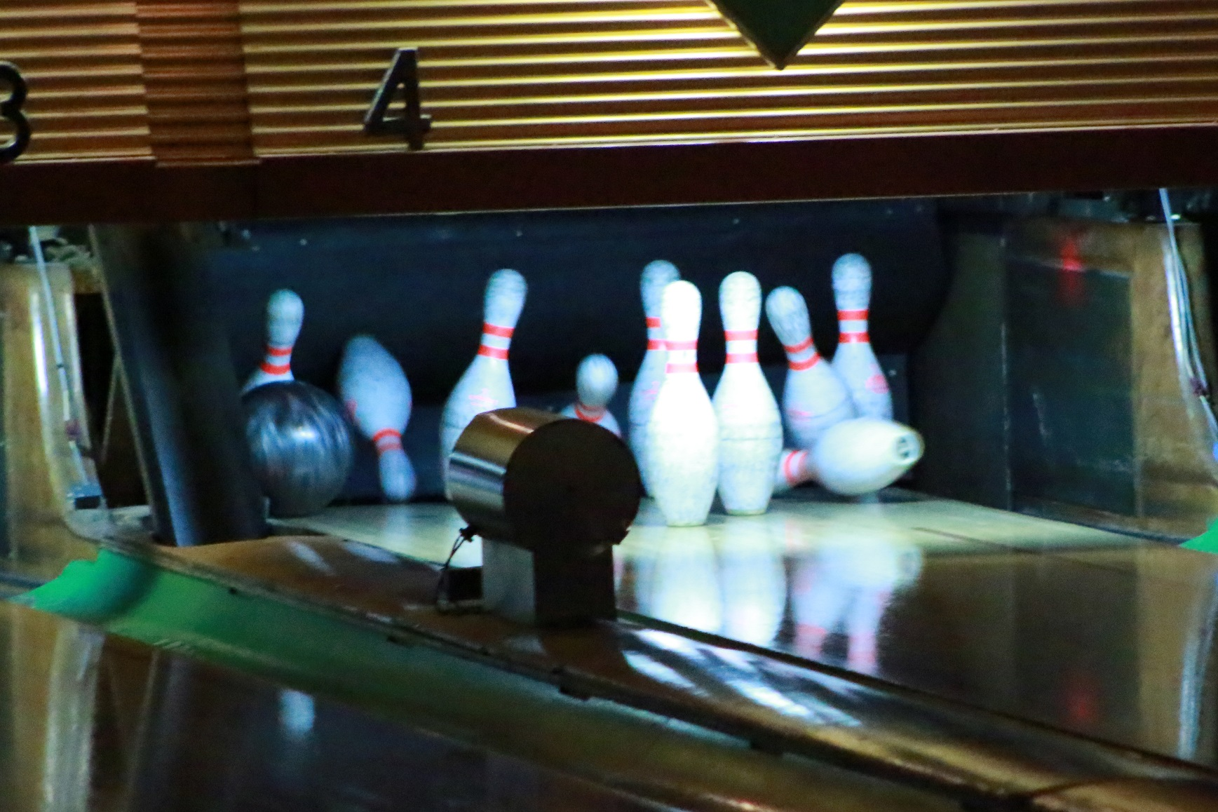 Nude Bowling